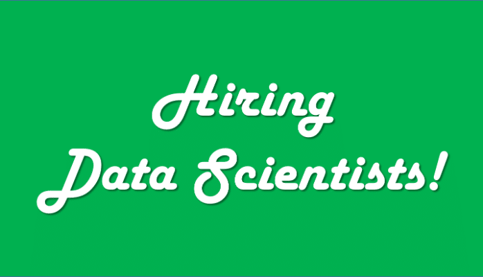 Are you a Data Scientist?